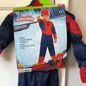 Spider-Man Halloween Costume Toddler